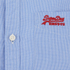Superdry Men's London Button Down Shirt - Ink Gingham: Image 4