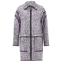 KENZO Women's Laquered Sand Cotton Jacquard Jacket - Glycine: Image 1