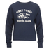 OBEY Clothing Women's Obey Posse Crew Sweatshirt - Navy: Image 1