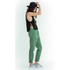 OBEY Clothing Women's Military Jet Set Pant - Army: Image 3