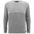 Paul Smith Jeans Men's Crew Neck Knit Jumper - Grey: Image 1