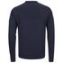 AMI Men's Crew Neck Sweatshirt - Navy: Image 2