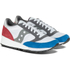Saucony Men's Jazz 91 Trainers - White/Blue/Red: Image 3