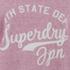 Superdry Women's Chain Stitch Crew Sweatshirt - Rose Twist: Image 3