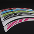 Zipp 808/Disc Colour Wheel Decal Set 2016
