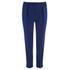 Carven Women's Pantalon Crepe Trousers - Navy: Image 1