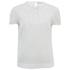 REDValentino Women's Lace Bib Front Tie Blouse - White: Image 1