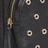 REDValentino Women's Mini Eyelet Backpack - Black: Image 3