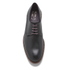 Ted Baker Men's Irron 3 Leather Derby Shoes - Black: Image 3
