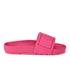 Hunter Women's Original Slide Sandals - Bright Cerise: Image 2