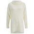 The Fifth Label Women's In Your Mind Knit Jumper Dress- Ivory: Image 1