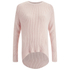 The Fifth Label Women's Magnolia Knit Jumper - Shell Pink: Image 1