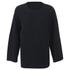 Helmut Lang Women's Cashwool Pullover - Black: Image 1