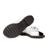 KENZO Women's Kruise Buckle Leather Sandals - White: Image 6
