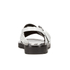 KENZO Women's Kruise Buckle Leather Sandals - White: Image 3
