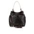 Coccinelle Women's Jessie Leather Bucket Bag - Black: Image 1