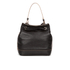 Coccinelle Women's Jessie Leather Bucket Bag - Black: Image 5