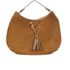 Coccinelle Women's Jessie Suede Hobo Bag - Tan: Image 5
