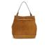 Coccinelle Women's Jessie Suede Bucket Bag - Tan: Image 5