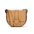 Coccinelle Women's Linea Crossbody Bag - Light Tan: Image 1