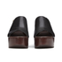 See By Chloé Women's Leather Platform Mules - Black: Image 4