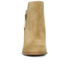 See By Chloé Women's Suede Heeled Ankle Boots - Beige: Image 4
