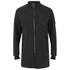Luke Men's Nation Long Length Jacket - Jet Black: Image 1