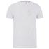 Luke Men's Flame Printed Crew Neck T-Shirt - White: Image 1