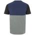 Luke Men's Kayne Crew Neck T-Shirt - Dusk: Image 2