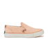 Paul Smith Shoes Women's Bernie Slip-On Trainers - Vanilla Cotton: Image 1
