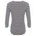 Maison Scotch Women's Home Alone Granddad 3/4 Sleeve T-Shirt - Multi: Image 3