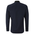 Maison Kitsuné Men's Rib James Long Sleeve Shirt - Dark Navy: Image 2