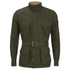Barbour International Men's Nylon Jacket - Fern: Image 1