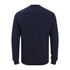 Barbour International Men's Small Logo Sweatshirt - Navy: Image 2