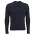 Carven Men's Pull Crew Neck Knit - Marine: Image 1