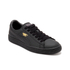 Puma Men's Basket Classic LFS Low Top Trainers - Black/Team Gold: Image 4