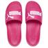 Puma Women's Popcat Slide Sandals - Pink/White: Image 1