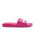 Puma Women's Popcat Slide Sandals - Pink/White: Image 2