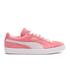 Puma Women's Suede Classic Low Top Trainers - Desert Flower/White: Image 1