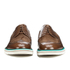 Paul Smith Shoes Men's Grand Suede Brogues - Tan City Soft: Image 4