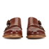 Paul Smith Shoes Men's Atkins Leather Monk Shoes - Tan Parma: Image 4