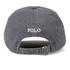 Polo Ralph Lauren Men's Classic Sports Cap - Combat Grey: Image 3