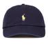 Polo Ralph Lauren Men's Cap - Relay Blue/Yellow: Image 1