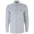 Lacoste Live Men's Poplin Long Sleeve Shirt - Blue: Image 1