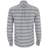 Lacoste Live Men's Patterned Long Sleeve Shirt - Grey: Image 2