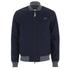 Lacoste Live Men's Zipped Jacket - Navy: Image 1