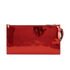 Versus Versace Women's Metallic Clutch Bag - Red: Image 5