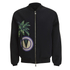 Versus Versace Men's Palm Logo Blouson Bomber Jacket - Black: Image 1