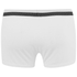 Versace Men's 3 Pack Trunk Boxers - White: Image 3