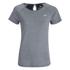 ONLY Women's Germain Training T-Shirt - Medium Grey : Image 1